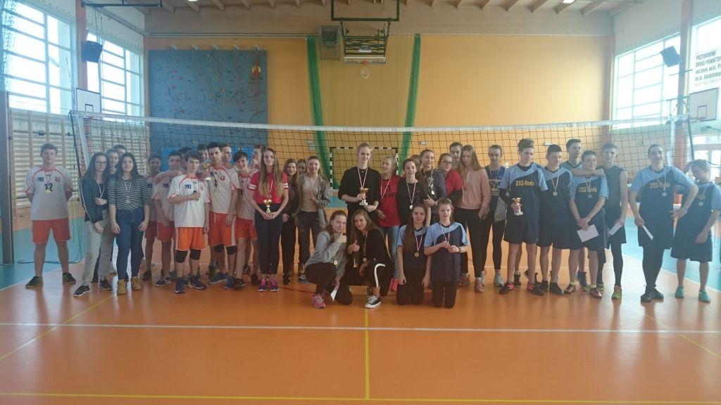 Mistrzostwa Redy w Piłce Siatkowej Szkół Gimnazjalnych